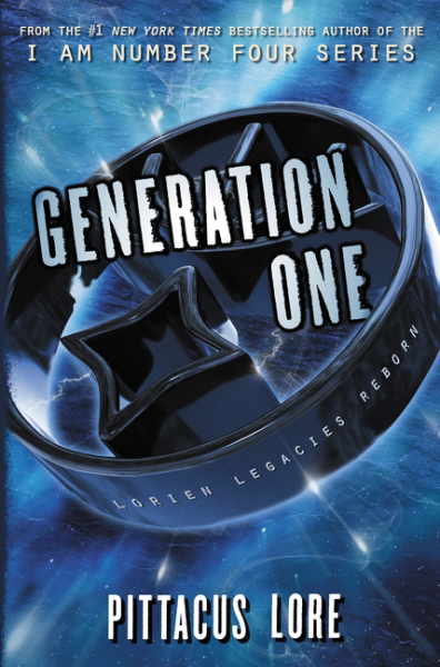 Generation One united as one lorien legacies book 7