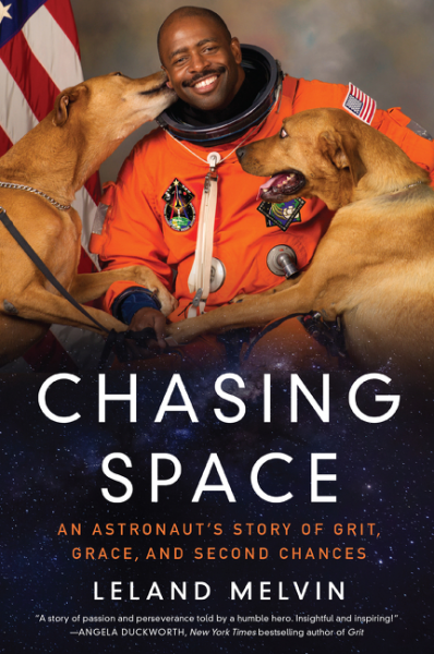 Chasing Space toys in space