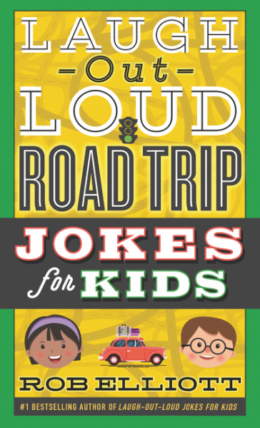 Laugh-Out-Loud Road Trip Jokes for Kids lessons in laughing out loud