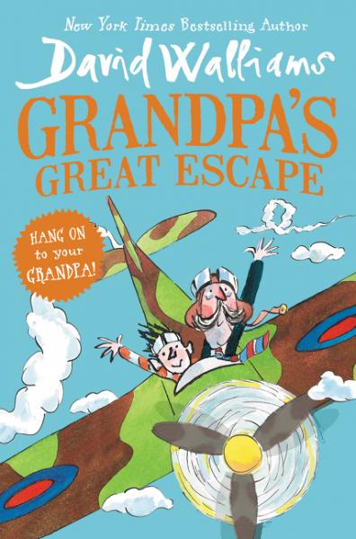 Grandpa's Great Escape the heir
