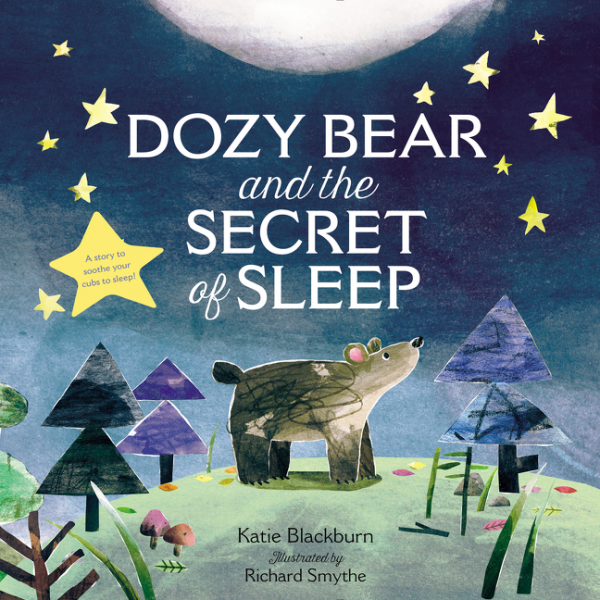 Dozy Bear and the Secret of Sleep can t you sleep little bear libros infantiles original english books cuentos infantiles educativos children kids picture book