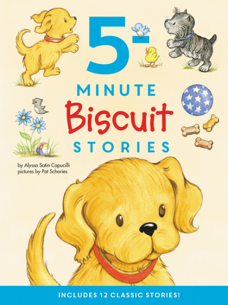 5-Minute Biscuit Stories