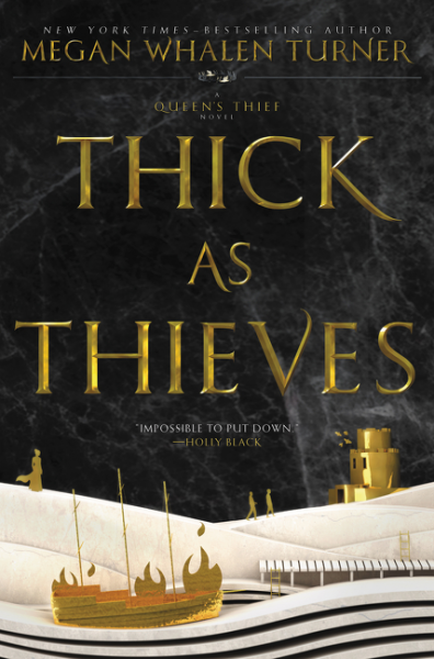 Thick as Thieves the republic of thieves