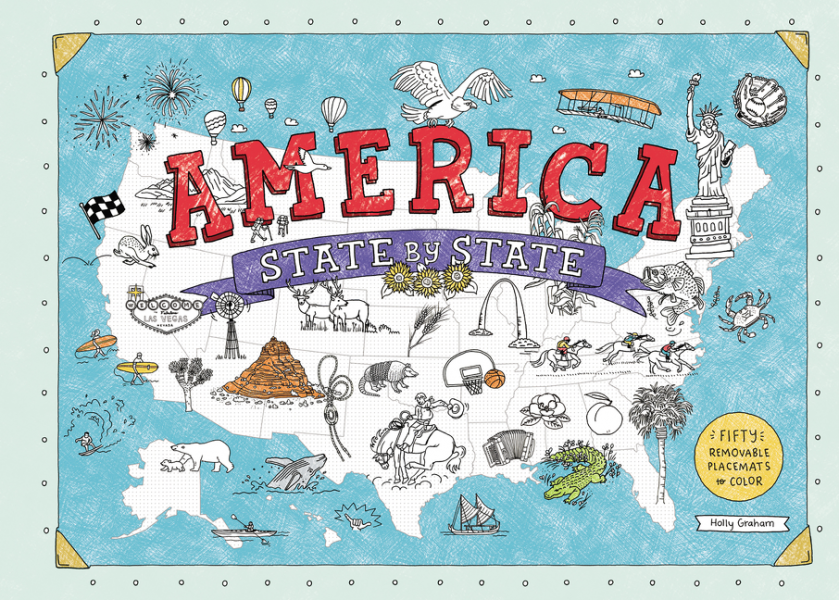 America State by State affair of state an