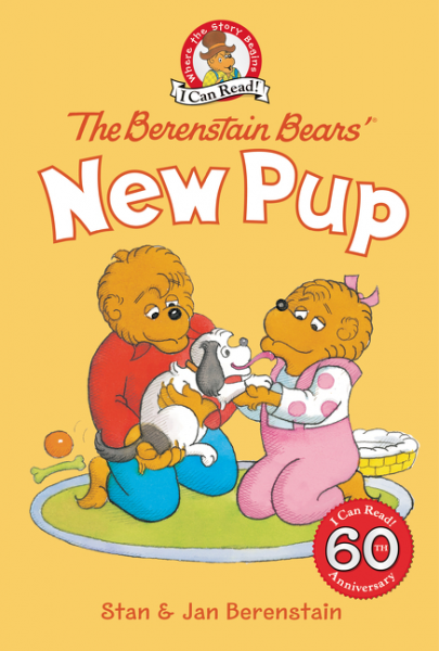 The Berenstain Bears' New Pup the new children s cubs hat qiu dong with cartoon animals knitting wool cap and pile