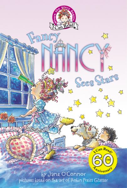 Fancy Nancy Sees Stars mini globe stars and constellations