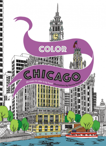 Color Chicago coloring of trees
