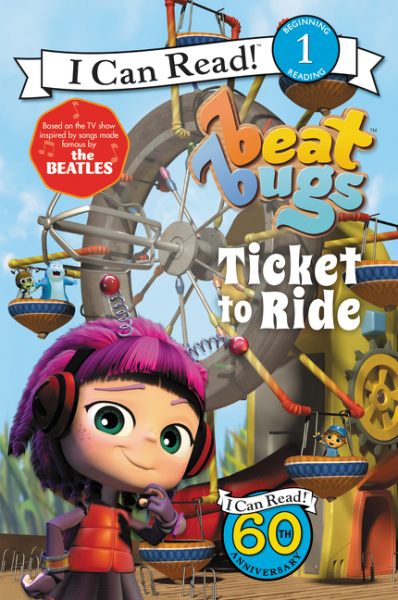 Beat Bugs: Ticket to Ride kenneth fisher beat the crowd