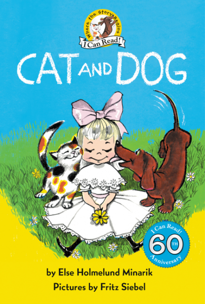 Cat and Dog heir of the dog