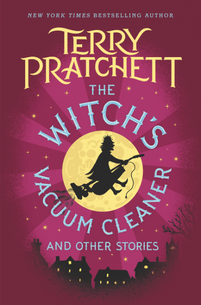 The Witch's Vacuum Cleaner and Other Stories pratchett t dragons at crumbling castle and other stories