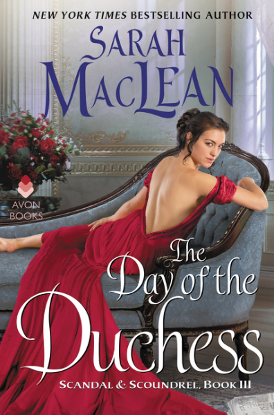 The Day of the Duchess my american duchess