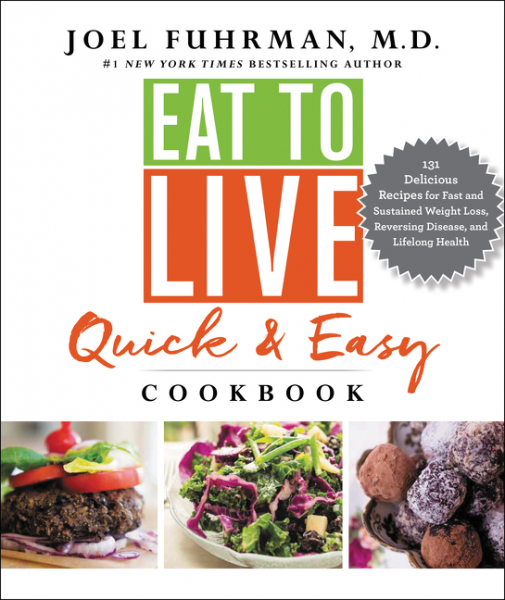 Eat to Live Quick and Easy Cookbook barrett pearl trim healthy mama cookbook