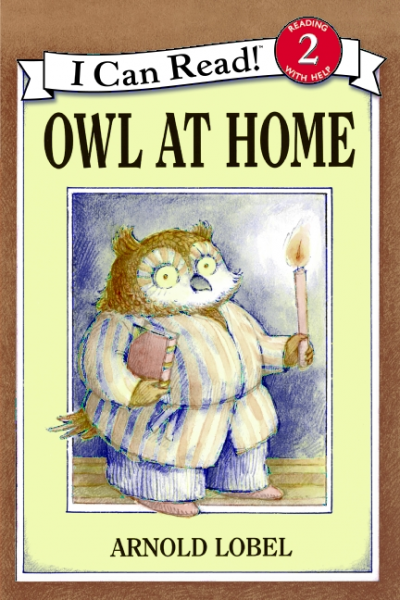 Owl at Home  (Level 2) anansi helps a friend level 1