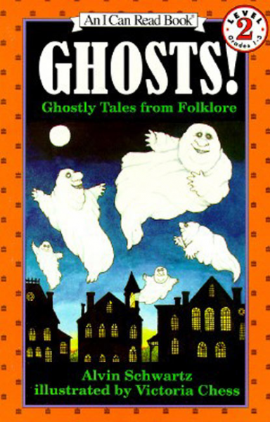 Ghosts!: Ghostly Tales from Folklore (Level 2) 4pcs set strange tales from make do studio bilingual chinese