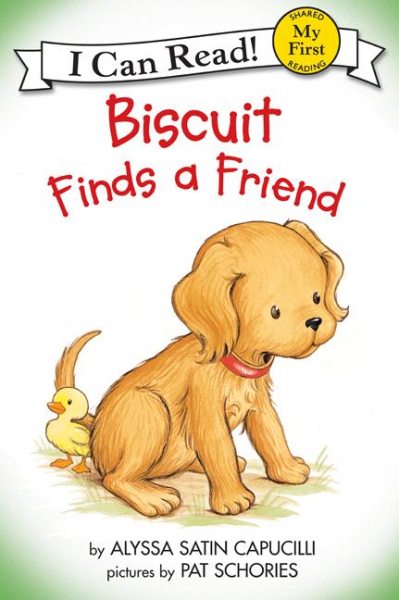 Biscuit Finds a Friend anansi helps a friend level 1
