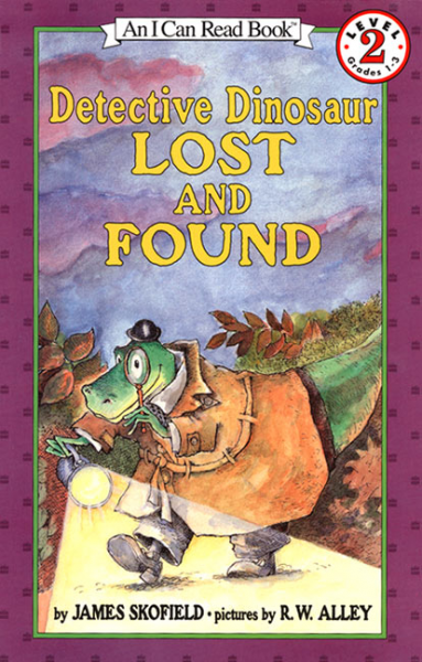 Detective Dinosaur: Lost and Found (Level 2)