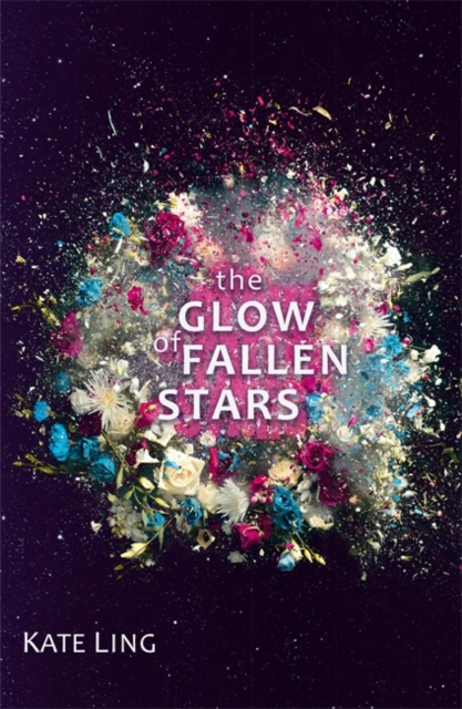 The Glow of Fallen Stars baby on board наклейка