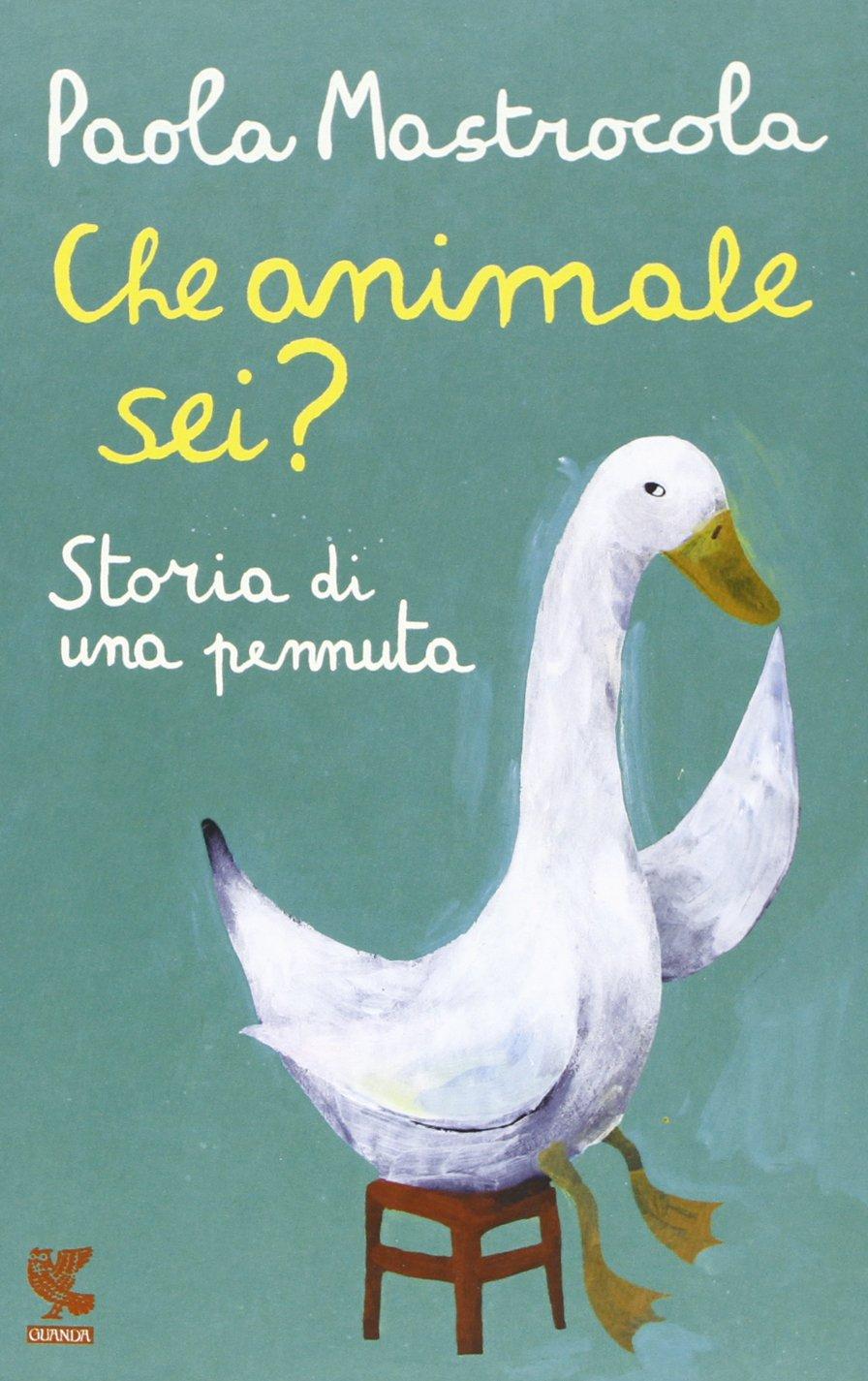 Che animale sei? maestra