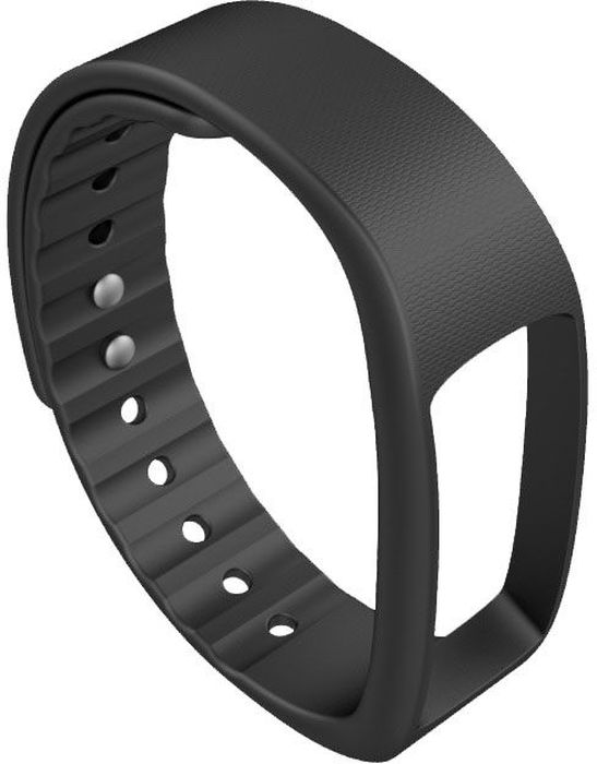 iWOWN i6HR, Black ремешок для фитнес-браслетаi6HRblackstrap