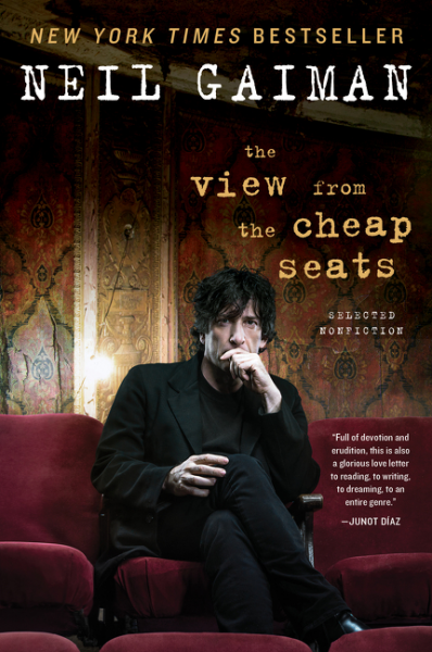 The View from the Cheap Seats neil barrett футболка