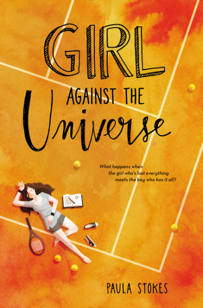Girl Against the Universe curve away from stillness