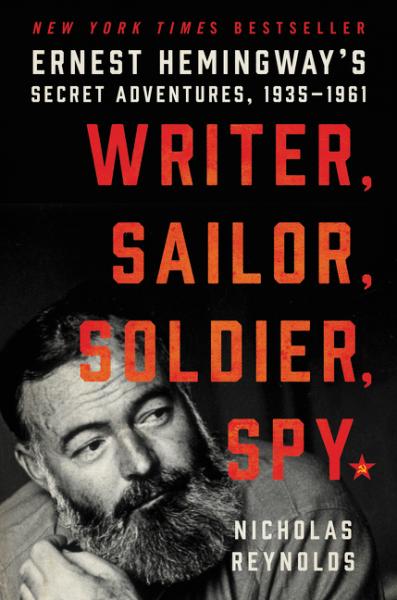 Writer, Sailor, Soldier, Spy oni namerenno priblizhayut carstvo antixrista