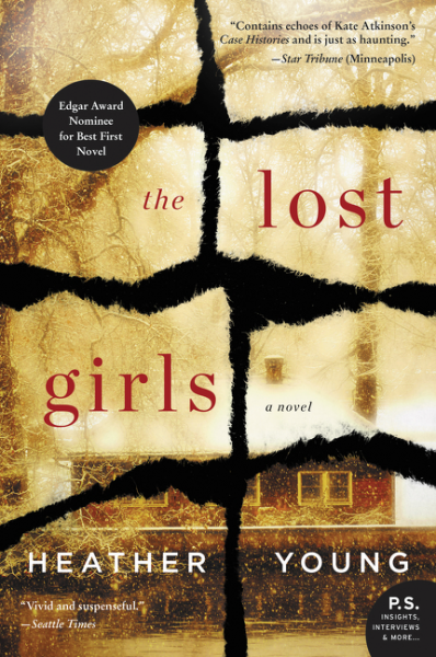 The Lost Girls vigil of spies a