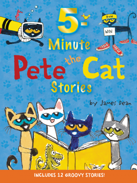 Pete the Cat: 5-Minute Stories flawless foundation smooth beauty makeup powder puff sponge