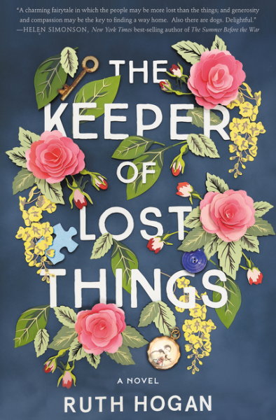 The Keeper of Lost Things donerty gillian 1001 things to spot long ago