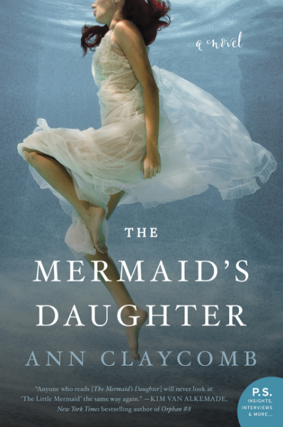 The Mermaid's Daughter only a promise