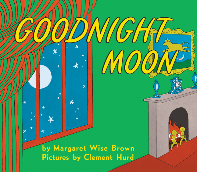 Goodnight Moon the little book of batman