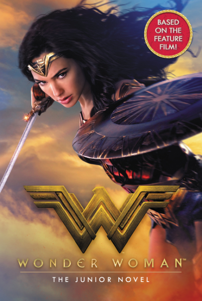 Wonder Woman Movie Junior Novel hulk the junior novel
