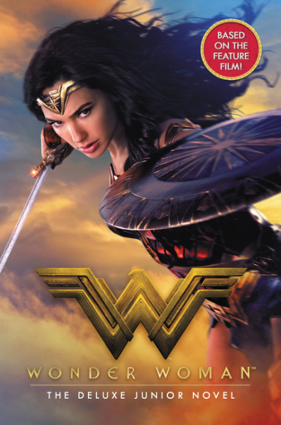 Wonder Woman Movie Deluxe Junior Novel cd диск the doors when you re strange a film about the doors songs from the motion picture 1 cd