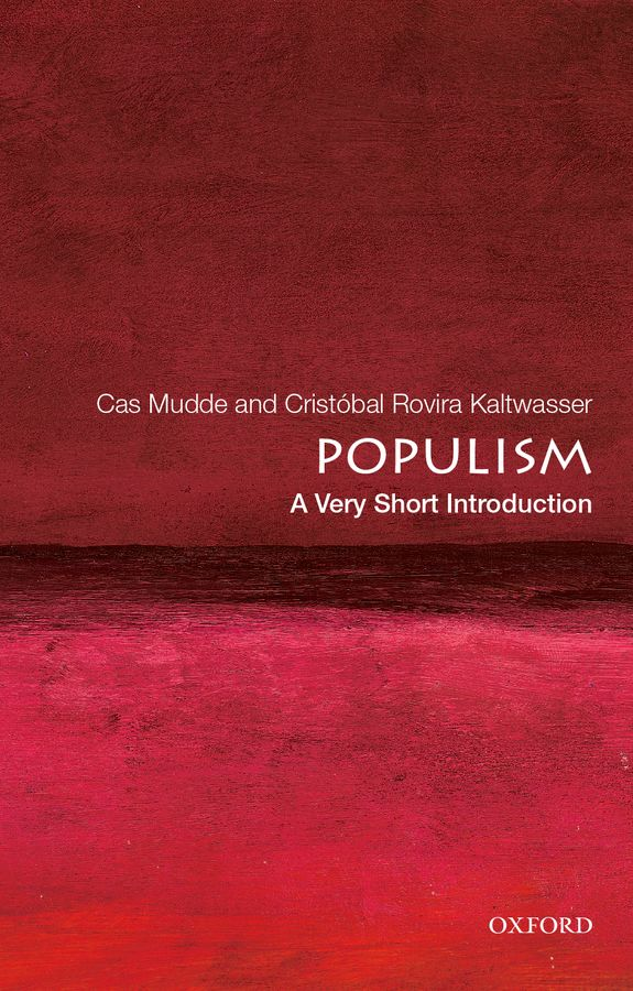 Populism: A Very Short Introduction a landscape overview of antoniadis garden