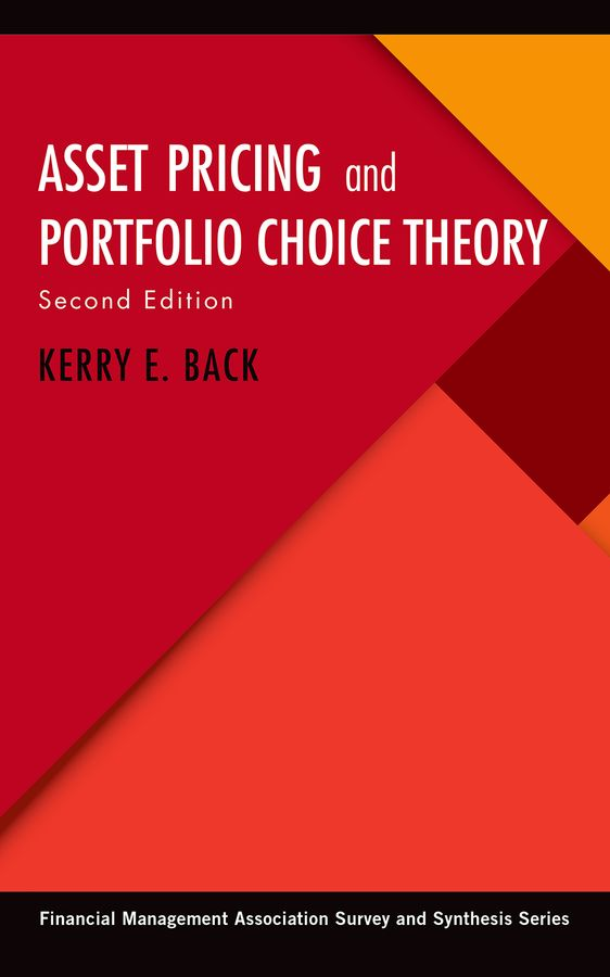 Asset Pricing and Portfolio Choice Theory simon p anderson discrete choice theory of product differentation