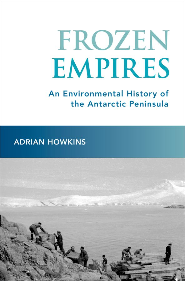 Frozen Empires scientific american environmental science for a changing world