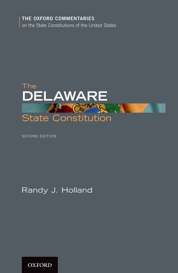 The Delaware State Constitution the alabama state constitution