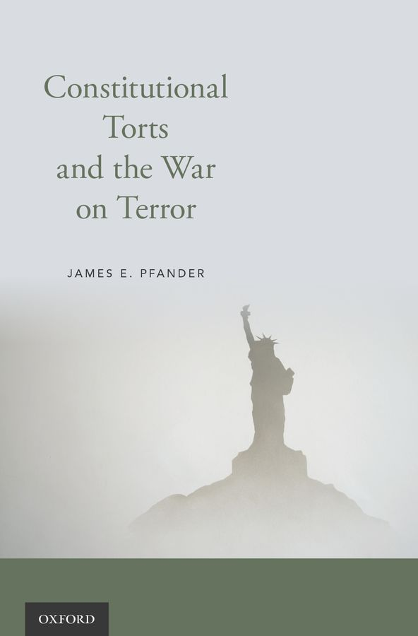 Constitutional Torts and the War on Terror victorian america and the civil war