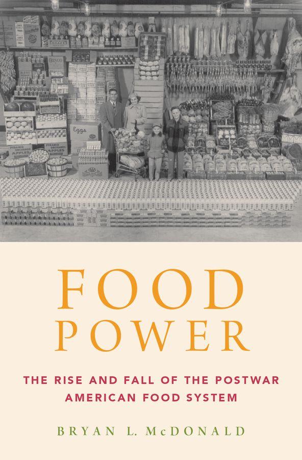 Food Power a history of english food