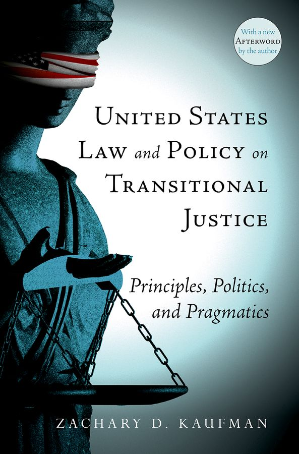 United States Law and Policy on Transitional Justice restorative justice for juveniles