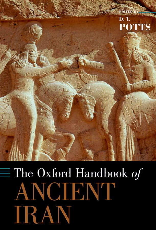 The Oxford Handbook of Ancient Iran the 7th victim