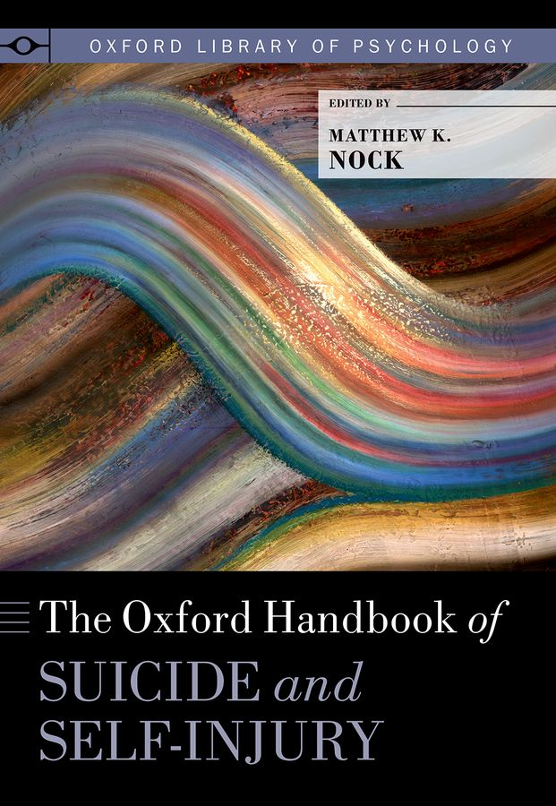 The Oxford Handbook of Suicide and Self-Injury the oxford handbook of secularism