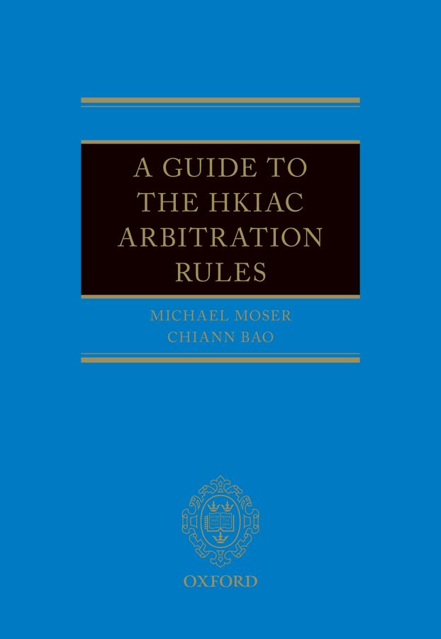 A Guide to the HKIAC Arbitration Rules david cottrell the first two rules of leadership