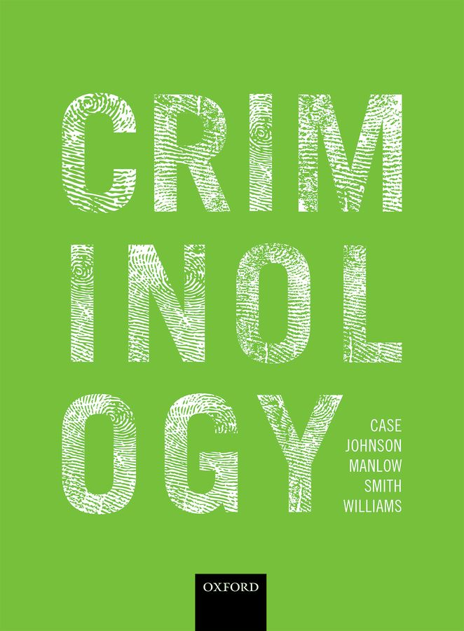 Criminology feminism and criminology