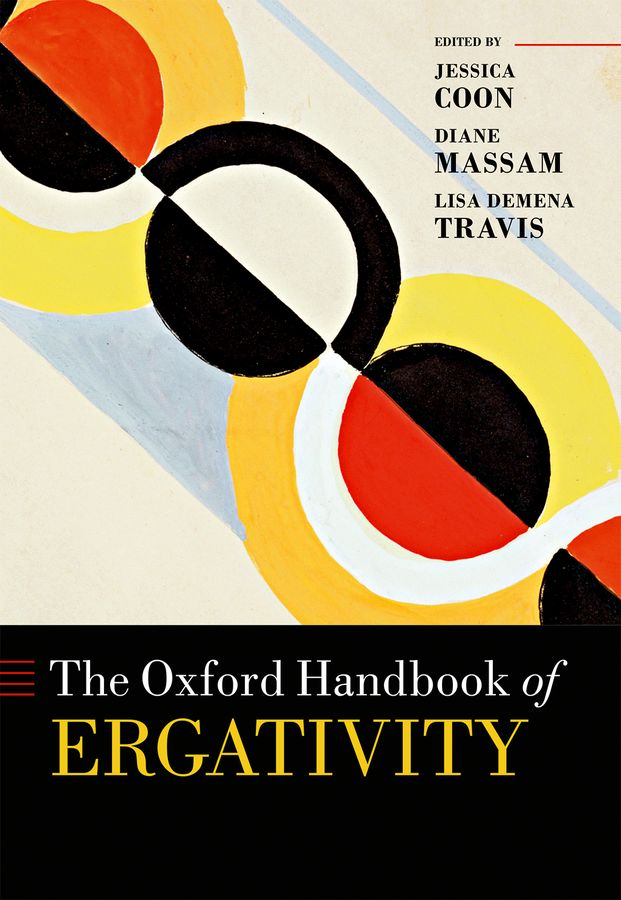 The Oxford Handbook of Ergativity handbook of the exhibition of napier relics and of books instruments and devices for facilitating calculation