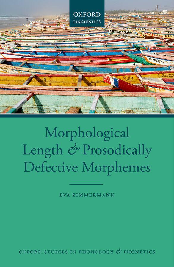 Morphological Length and Prosodically Defective Morphemes shumaila qureshi and fida muhammad abbasi morphological
