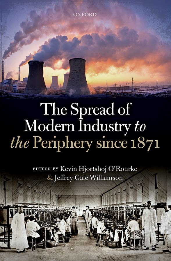 The Spread of Modern Industry to the Periphery since 1871 new england textiles in the nineteenth century – profits