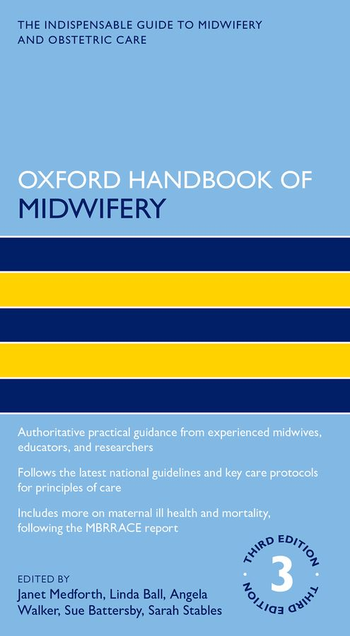 Oxford Handbook of Midwifery 3e handbook of international economics 3