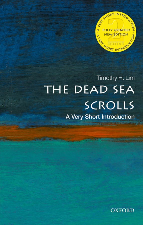 The Dead Sea Scrolls: A Very Short Introduction naomi dead sea cosmetics набор по уходу за ступнями