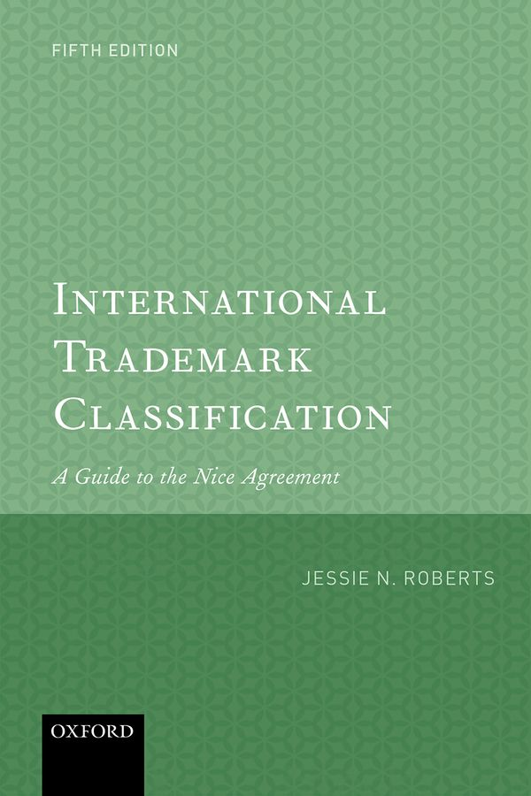 International Trademark Classification 5e